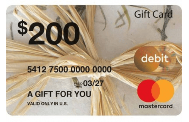 Staples Mastercard Promotion, $5 Instant Discount on $200 Gift Cards